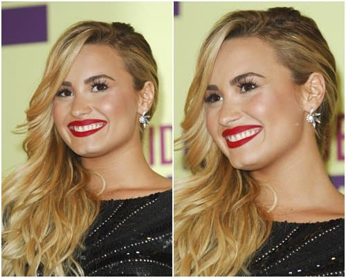 Demi Lovato At The 2017 Mtv Video Music Awards Held Staples Center In Los