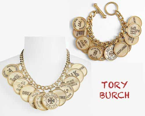 Nicki minaj all dressed up in gold for new year 39 s eve for Tory burch jewelry amazon