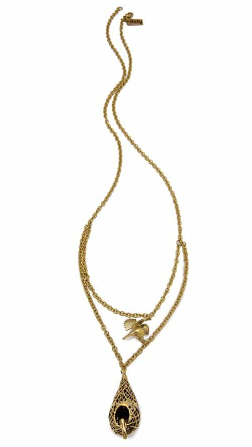 Monserat de Lucca Bird Nest Necklace