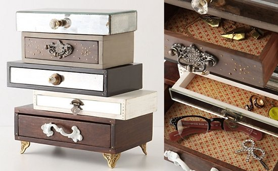 Quirky Storage Options For Your Jewelry
