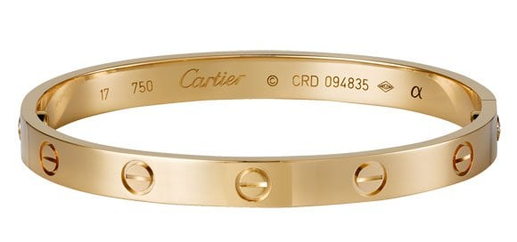 Cartier Love Bracelet copy