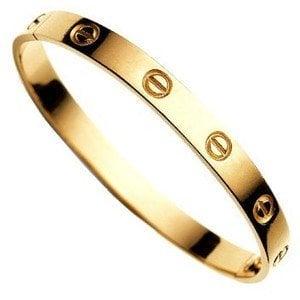 Designer-Inspired Love Bracelet