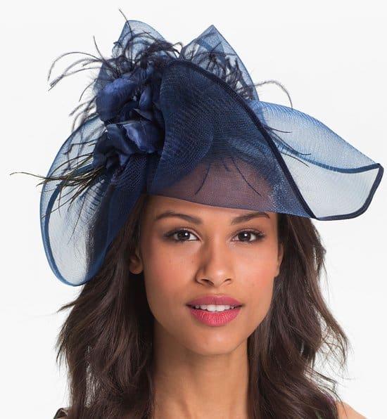 Tasha 'All Dolled Up' Fascinator Headband