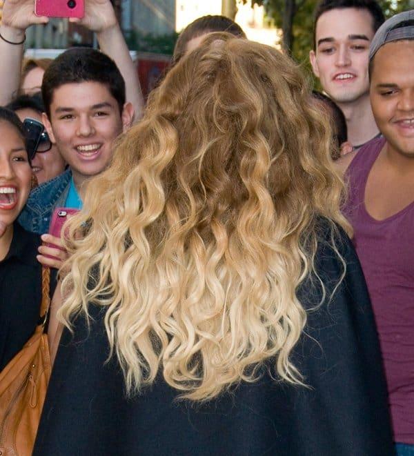 Lady Gaga in Manhattan6