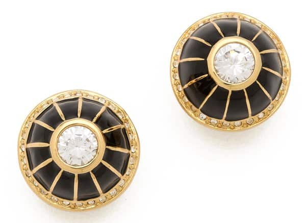 Two Tone Dome Studs