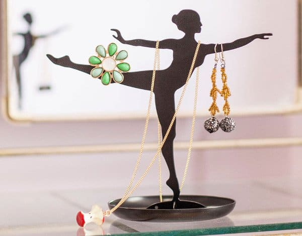 Kikkerland - Look Your Arabesque Jewelry Stand