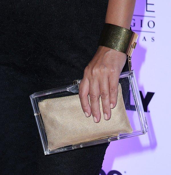 Kourtney Kardashian Hosts at Hyde Bellagio