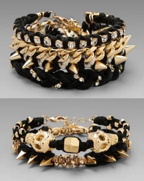 Edgy Bracelets