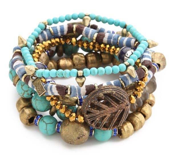 Vanessa Mooney - Misty Mountain Bracelet Set