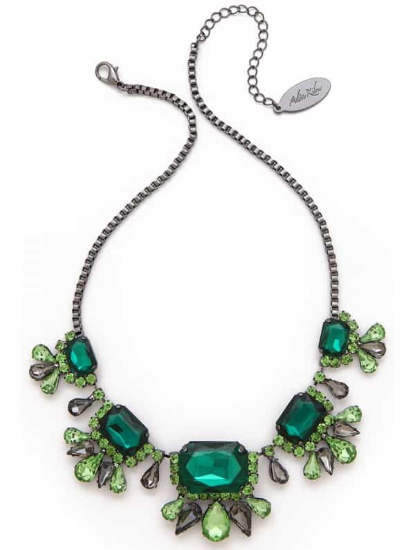 Adia Kibur Regal Gemstone Necklace