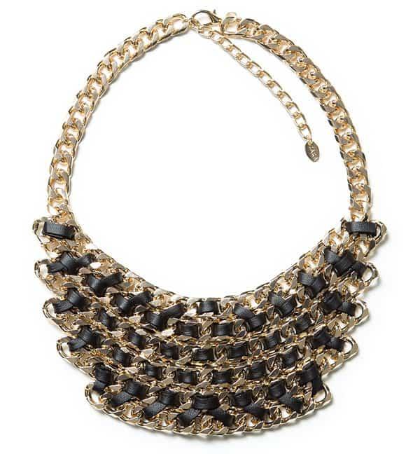 Zara Combination Chain Necklace