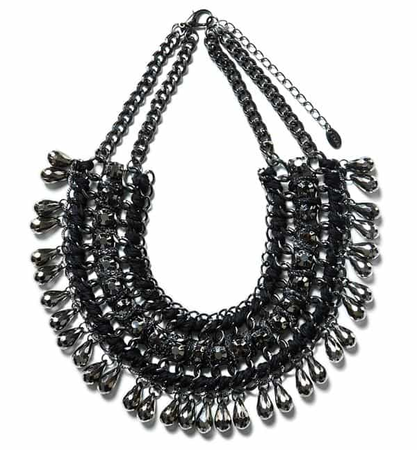 Zara Combined Chain Necklace