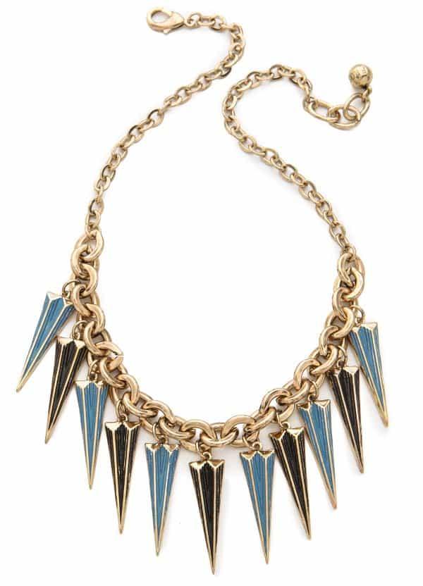 Lulu Frost - The Orbit Necklace
