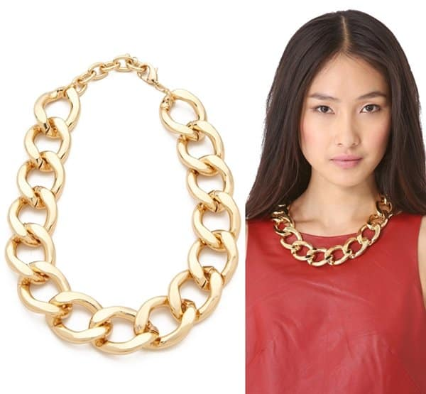 Adia Kibur Link Chain Necklace3