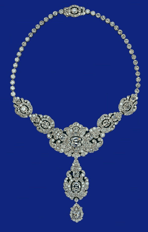 Nazim of Hyderabad Necklace