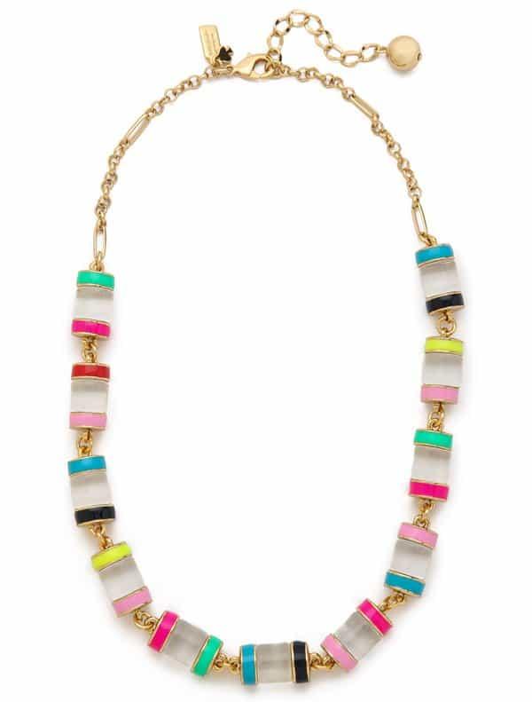 Kate Spade New York - Brighton Rock Short Necklace
