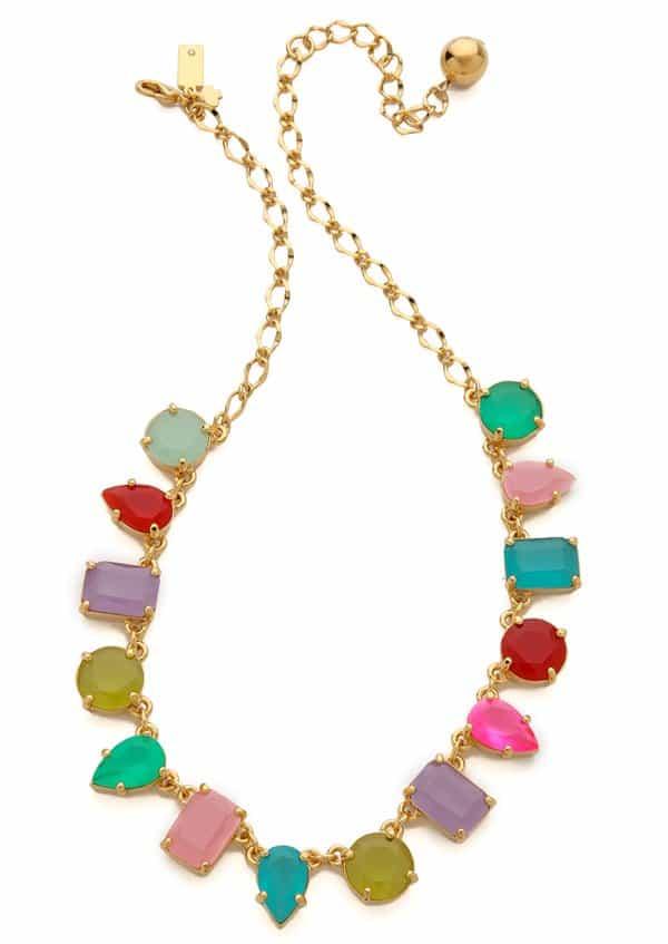 Kate Spade New York - Gumdrop Gem Mini Necklace