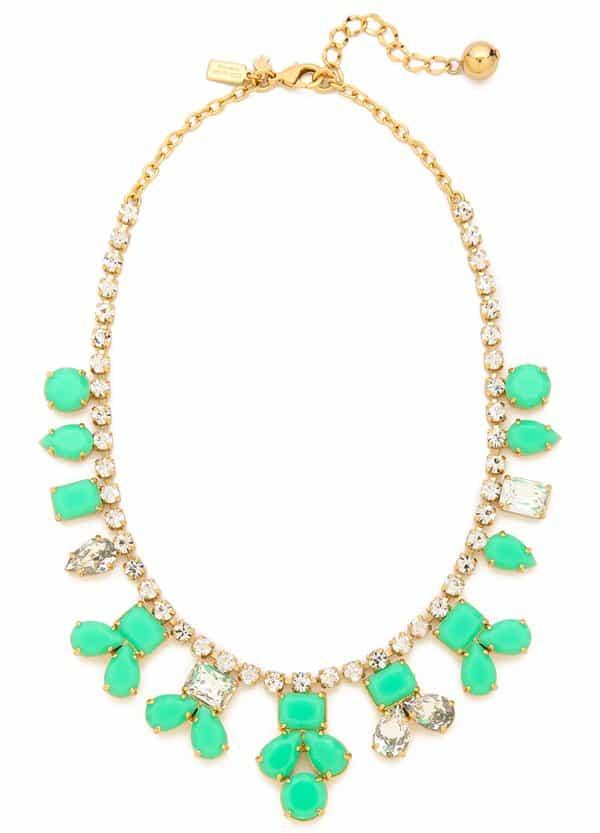 Kate Spade New York - Secret Garden Necklace