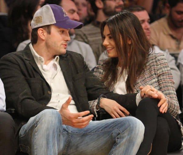 Mila Kunis Engaged4