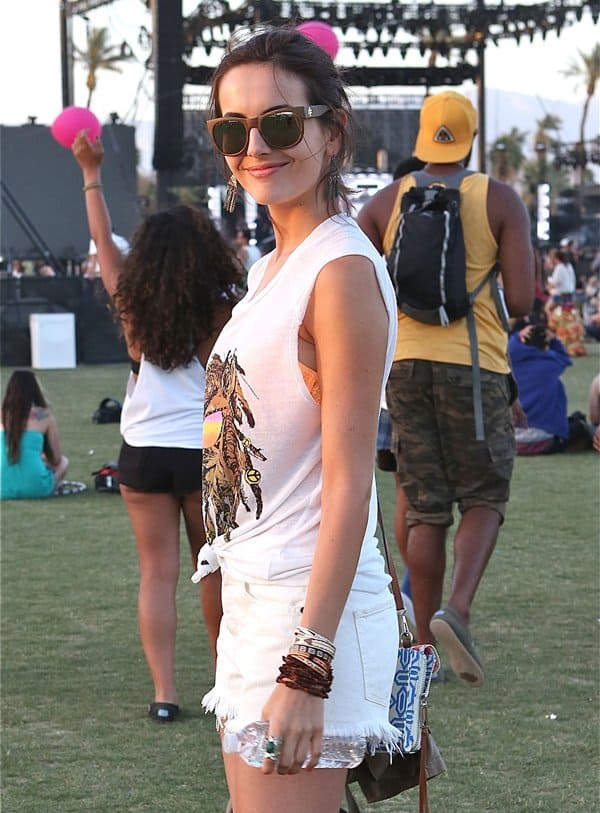 Coachella Jewelry Camilla Belle