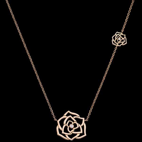 Piaget Rose Pendant2