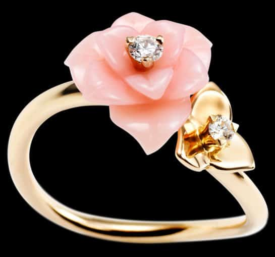 Piaget Rose Ring