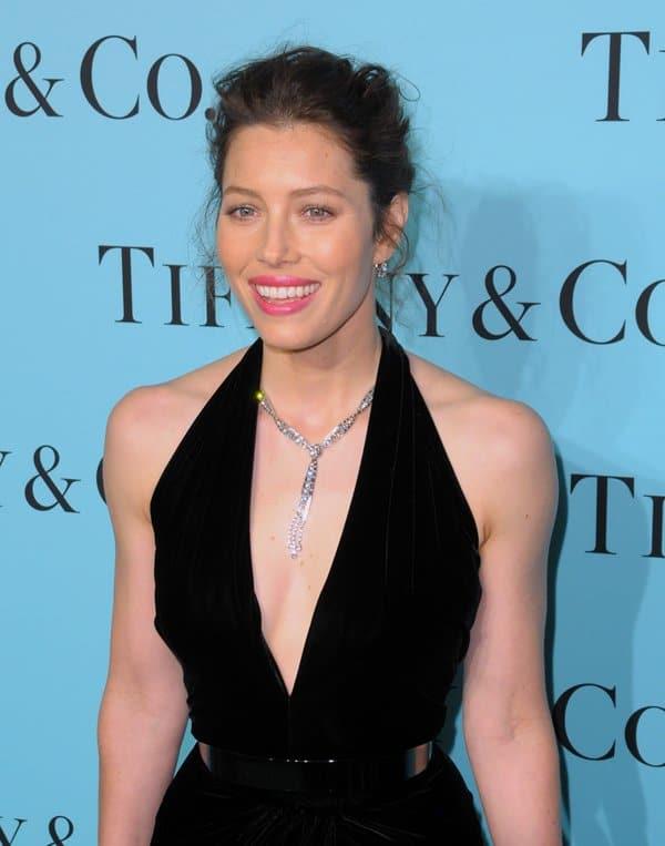 Tiffany Blue Book Jessica Biel2