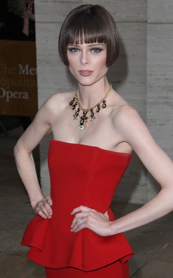 Coco Rocha Bib Necklace2