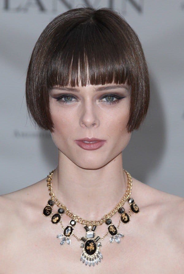 Coco Rocha Bib Necklace3