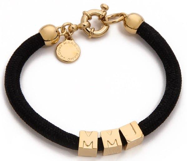 Marc by Marc Jacobs MMJ Slider Bracelet