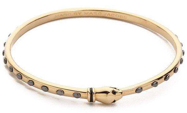Marc by Marc Jacobs Snake Bangle Bracelet