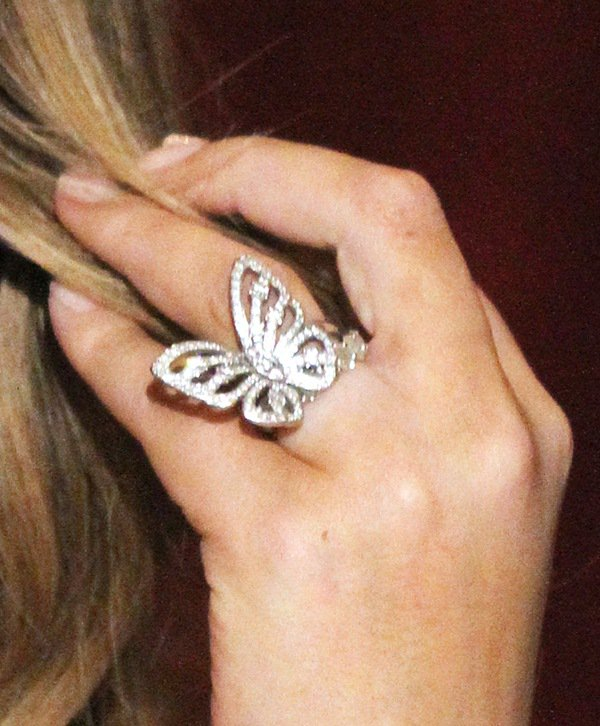 Mariah Carey Butterfly Jewelry4