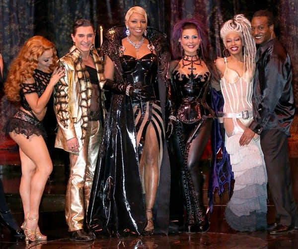 Cirque du Soleil's 'Zumanity' cast