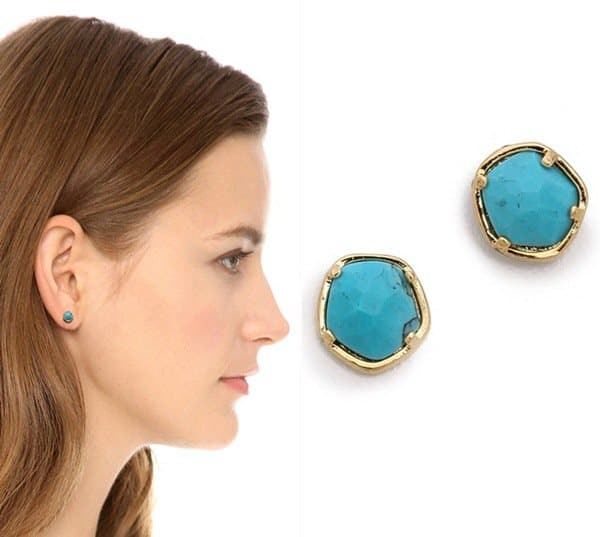 Tai Stone Stud Earrings3