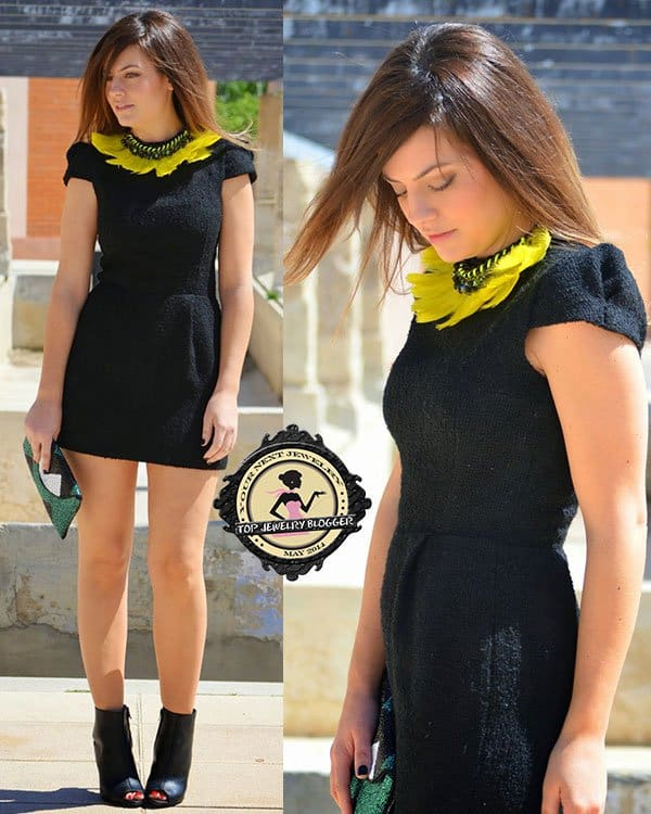 Patricia is a blogger and fashion addict who loves jewelry, chic dresses, and shoes