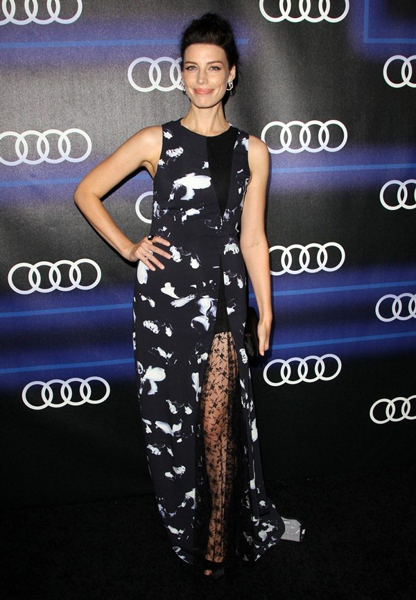 Audi Emmys Week Jessica Pare