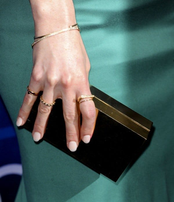 Audi Emmys Week Michelle Dockery3