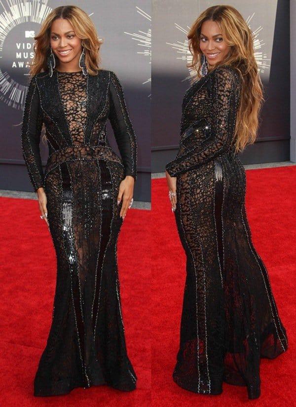 Beyonce MTV VMAs3