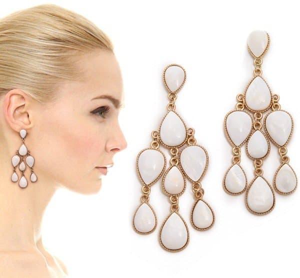 Jules Smith Chandelier Earrings3