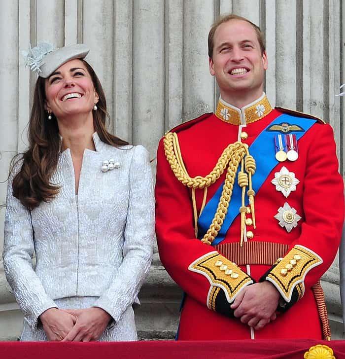 Kate Middleton Brooch
