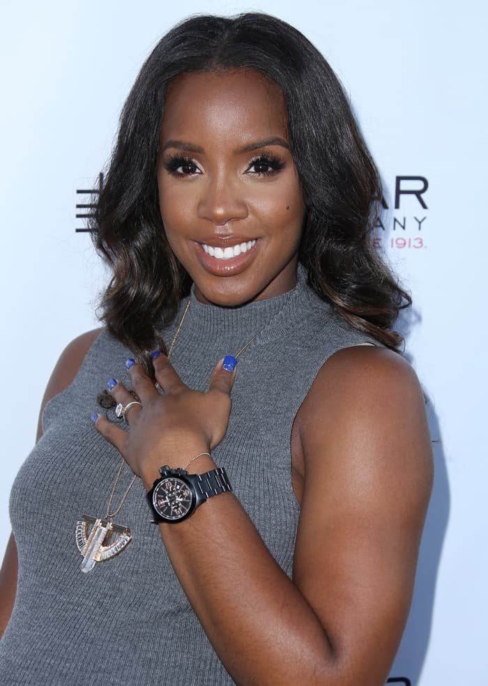 Kelly Rowland TW Steel3