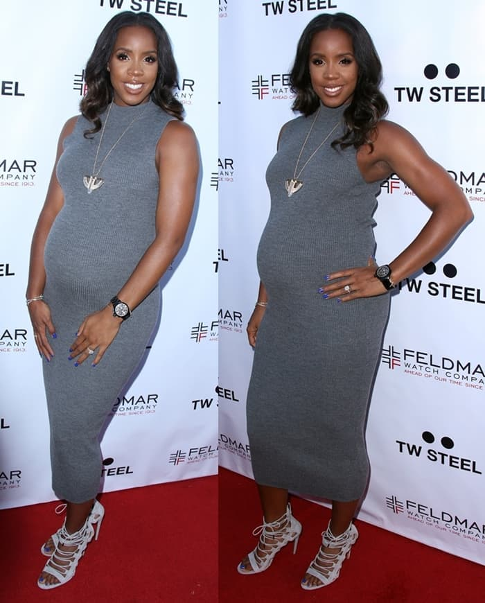 Kelly Rowland TW Steel6