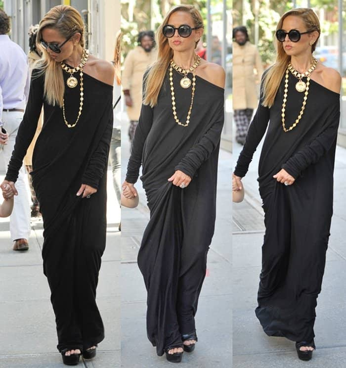 Rachel Zoe Gold Chains5