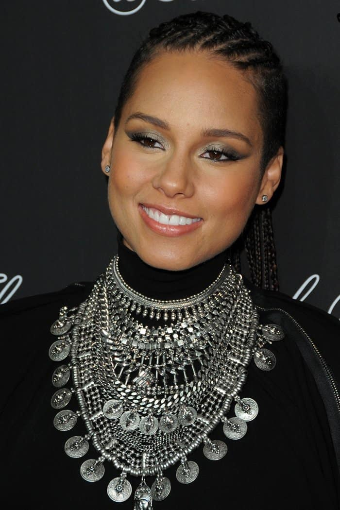 Alicia Keys Angel Ball3