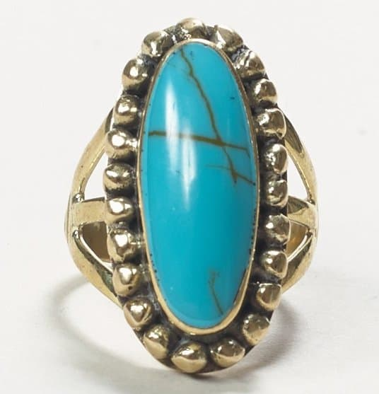 Emerald Duv Gold Lapaz Ring