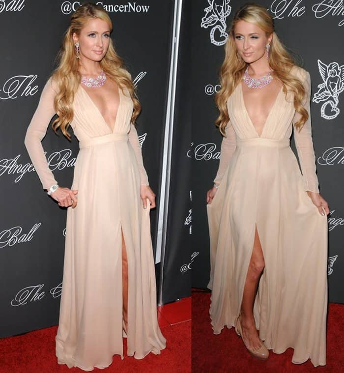 Paris Hilton Angel Ball4