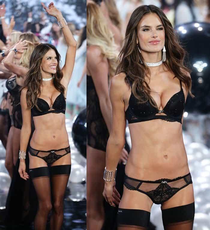 VS Fashion Show Alessandra Ambrosio3