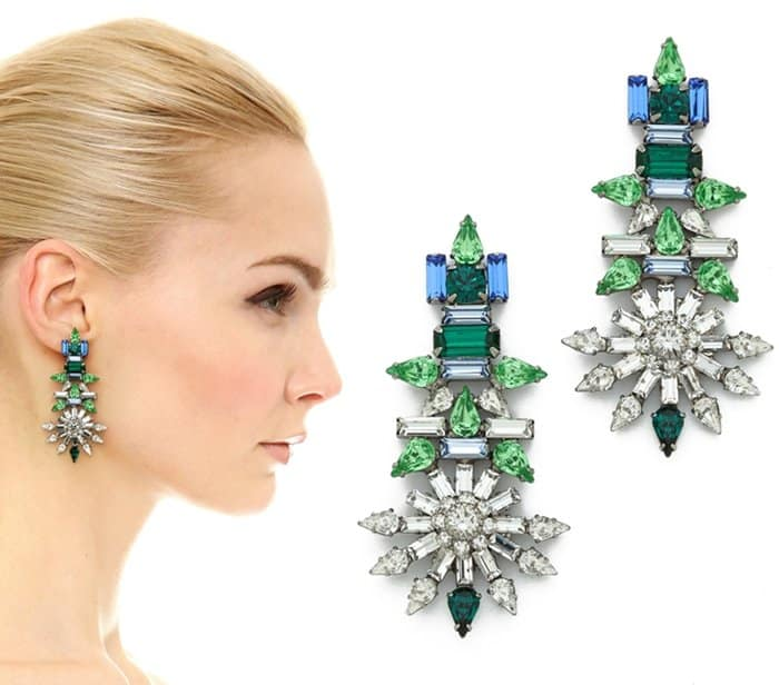 Dannijo Everly Earrings3