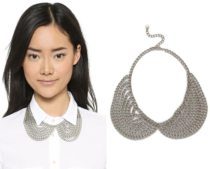 Jules Smith Tux Collar Necklace3