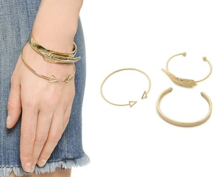 Adia Kibur Bangle Bracelet Set3